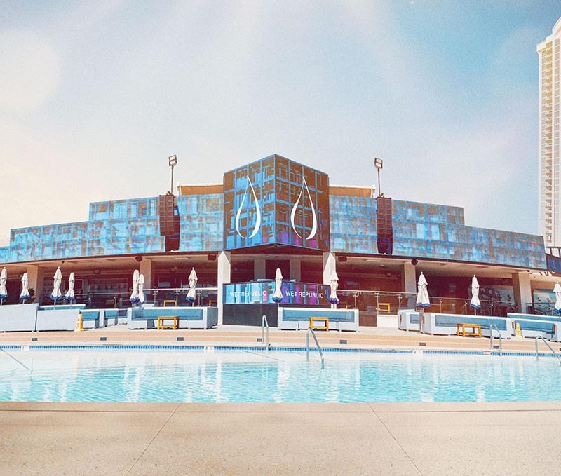Wet Republic 2021 Pool Season opening