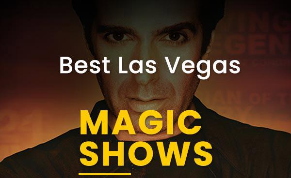 best vegas magic shows
