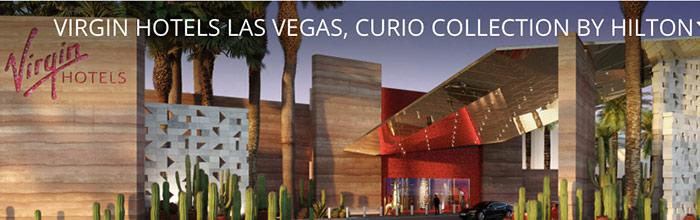 Vegas hotels without resort fees - Virgin hotel