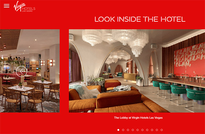 Virgin Las Vegas Off Strip Hotel - no resort fees