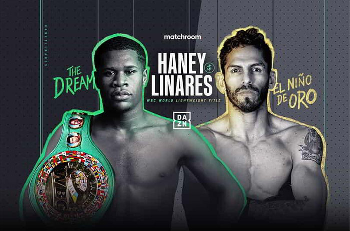 Boxing events may 2021 in las vegas