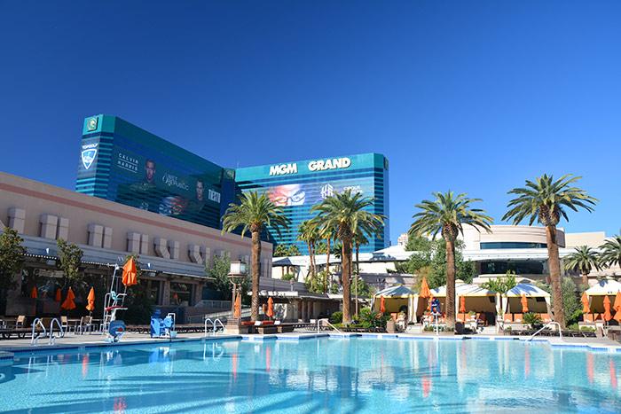 MGM Grand Vegas buffet
