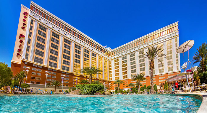 Southpoint Hotel and Buffet in Vegas