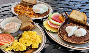35% off Breakfast or Lunch at The Egg Works