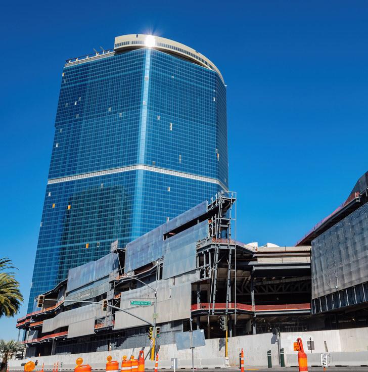 Las Vegas Marriot Blvd