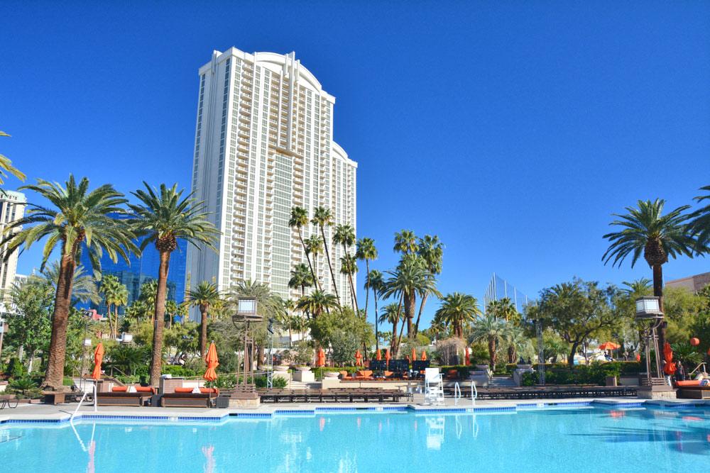 MGM Grand Pool best pools in vegas