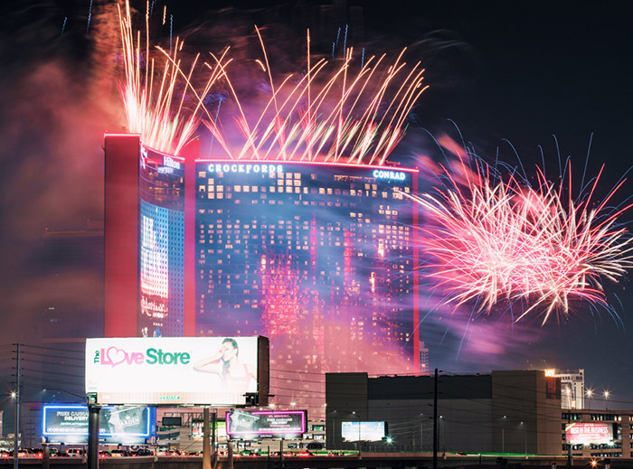 2021 vegas resorts world grand opening