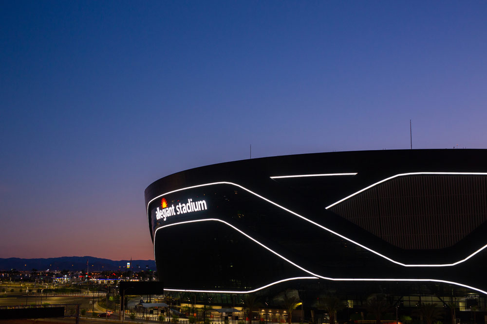 See sporting events in October in Vegas