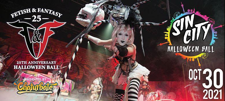 Vegas Fetish & Fantasy Halloween Ball 2021