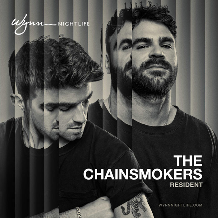 Chainsmokers at XS halloween 2021