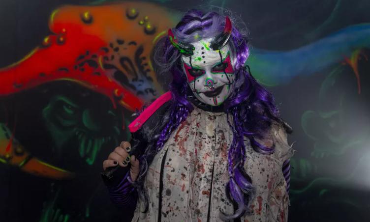 Vegas Fright Nights Halloween Attraction