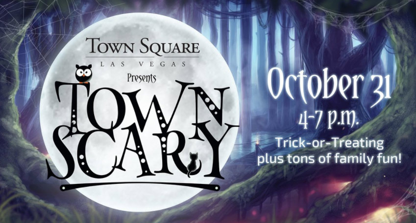 Town Scary Las Vegas at Town Square